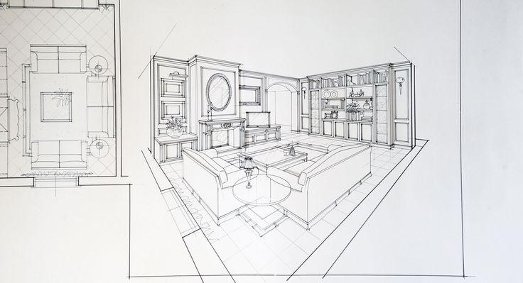 un salotto progettato per te