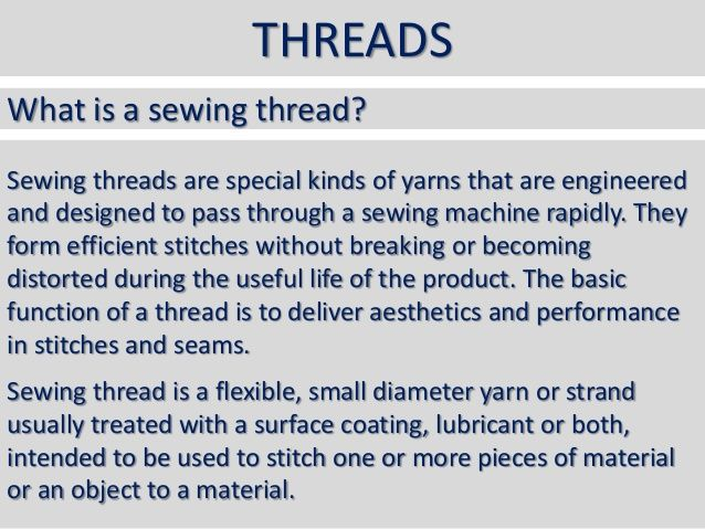 Image result for define thread