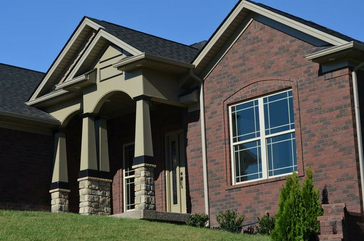 18 best recent projects images on pinterest blue prints for Southern indiana home builders