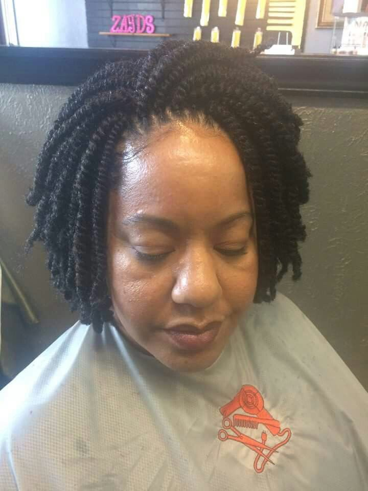 Pictures Of Afro Kinky Twists And Braids 59