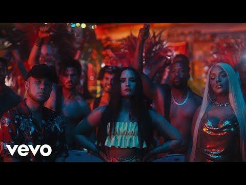 Jax Jones feat. Demi Lovato & Stefflon Don - Instruction