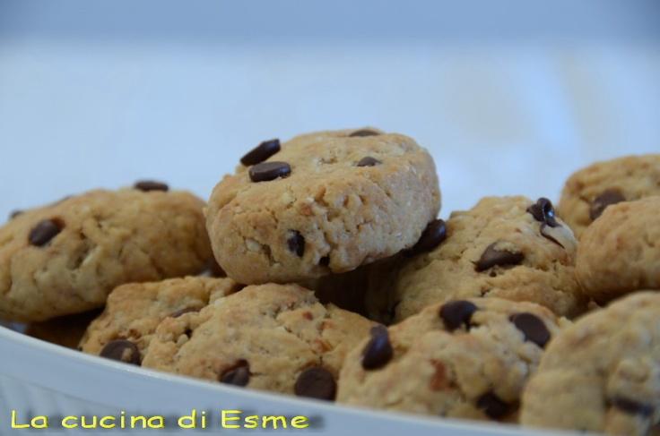 La cucina di Esme: I biscotti perfetti ... senza burro e senza uova