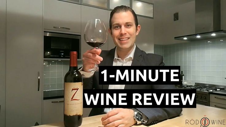 It's #WineWednesday again. Check out our new 1 Minute Wine Review of 2014 The Seven Deadly Zins. Tap this photo to be redirected to the video.