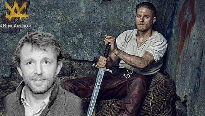 """""""Arthur a középkori London utcáin csavarog, a barátai hétpróbás gazemberek..."""" #arthur #guyritchie https://ps4pro.eu/hu/2017/03/11/egy-vagany-arthur-kiraly-udvaraban/"""