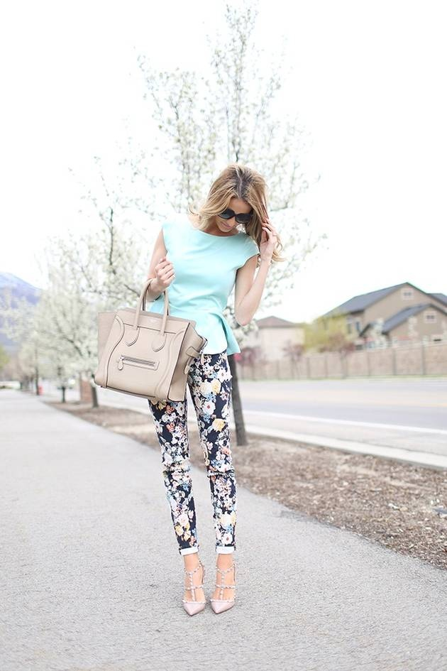Emily Jackson of The Ivory Lane Shows Her Favorite Looks For Spring on Wetpaint Moms!