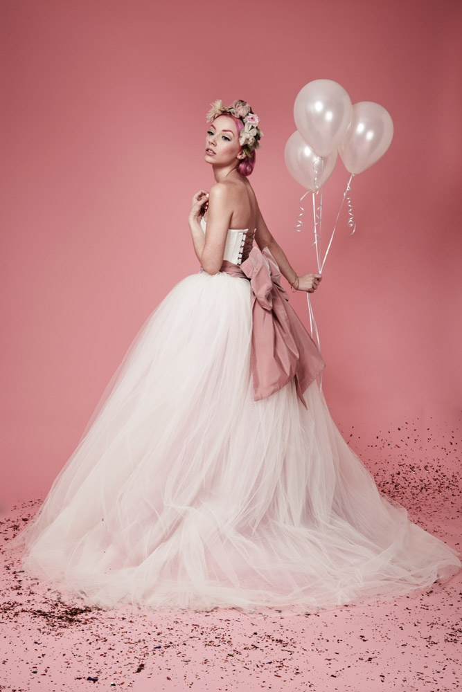 Bridal Fashion That Doesn't Suck from the bridalNEXT! 2012 Winners