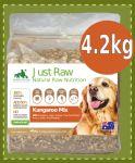 Organice Dehydrated Kangaroo Dr Jesses Just Raw Pet Food