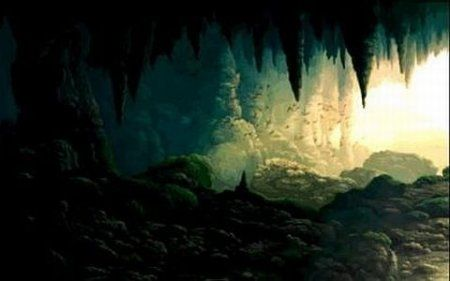 гул из пещеры духов