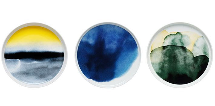 Preview: @Aino Ahlnäs Weather Diary Tableware Fall 2013