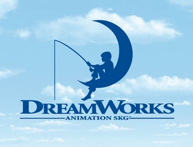 Tetmeyer - Logos and Logotypes - This DreamWorks logo plays off of the idea of child like wonder. Having the young child fishing from the moon instills a sense of light heartedness and nostalgia of what being a dreamer was all about