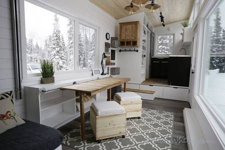 83 best Tiny Houses images on Pinterest Tiny house living, Little