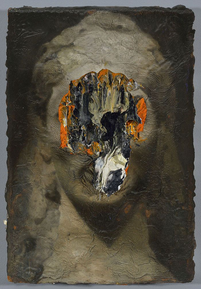 2014, oil on wood, 31 x 21 cm  nicola samori paintings sculptures  plastic arts, visual arts, fine arts, art
