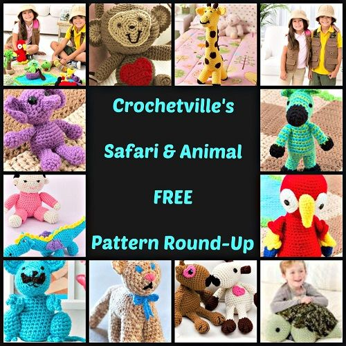Crochet Patterns For Jungle Animals : 183 curated Baby Welborn ideas by beccahorn14 Free ...