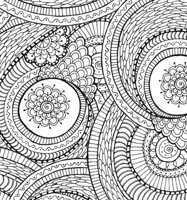 4201 zencolor ausmalvorlage abstrakte muster ausmalbuch fuer 620 665 coloring