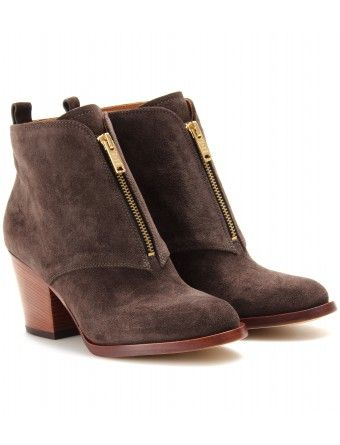Marc by Marc Jacobs - AURELY SUEDE ANKLE BOOTS - mytheresa.com GmbH
