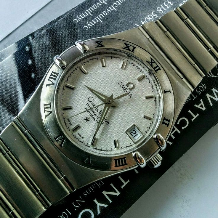 #omega #constellation #watch #sold to #collector in #portland - more #watches #forsale at www.watchvaultnyc.com #watchporn #wristporn