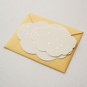 Cartes nuages, le petit atelier de Paris.