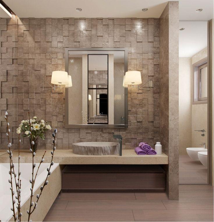 modern residence bathroom bathroom spadesign - Bathroom Spa Design