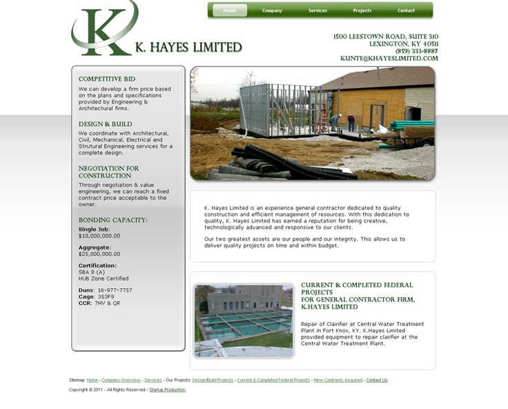K Hayes Unlimited Construction Of Lexington Ky With Images