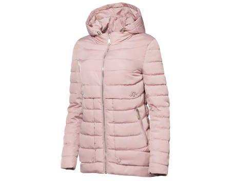 Übergangsjacke Damen Steppjacke ,Farbe: Rosa, Größe: M günstig kaufen - Allyouneed.com