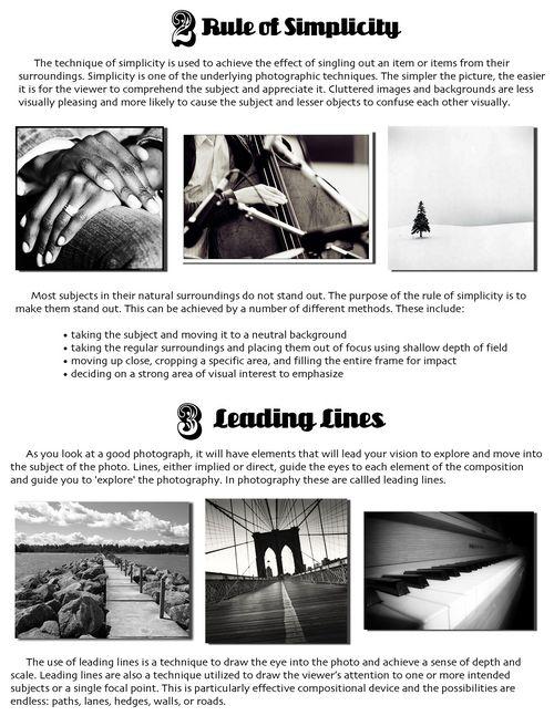 Digication e-Portfolio :: Erin McGinnis :: Compositional Techniques