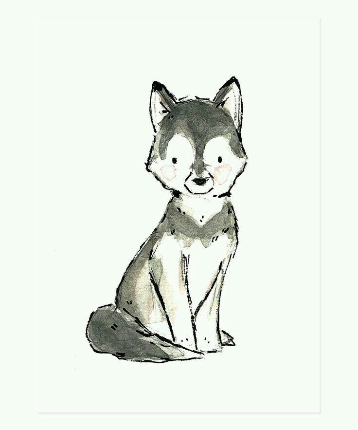 картинки для личного дневника волки иконографии каждый элемент