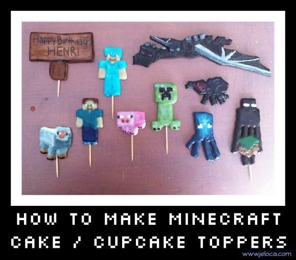 Easy Minecraft Birthday Party Cake - Kitchen Fun With My 3 ...