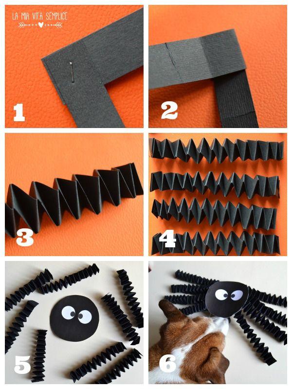 Oltre 25 fantastiche idee su lavoretti di carta per halloween su pinterest artigianato - Idee menu halloween ...