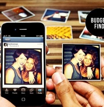 Budget Find: Instagram Magnets