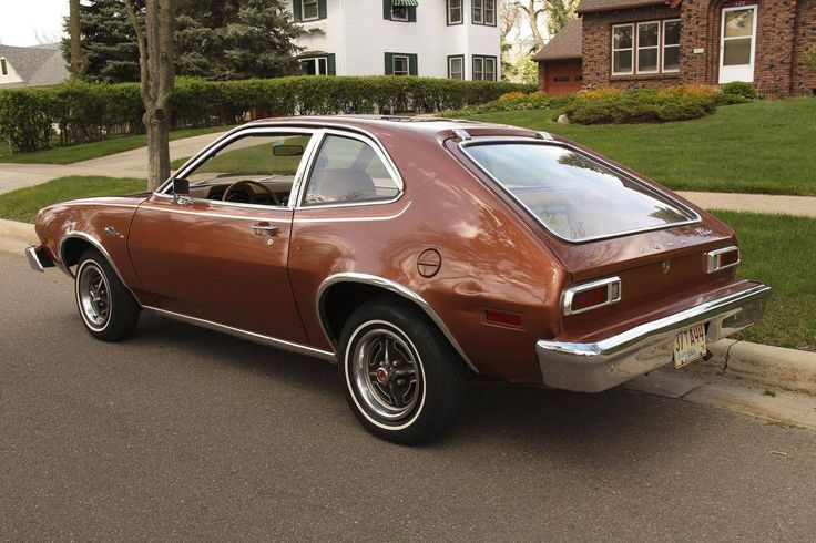 1975 Ford Pinto