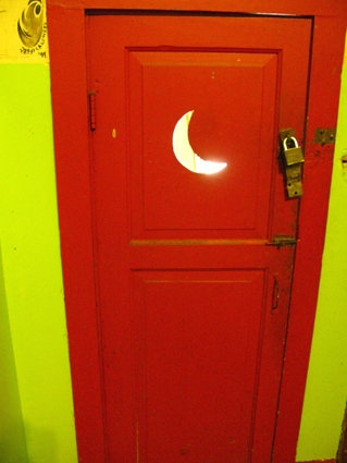 Outhouse Door On The Inside. Clever. & Outhouse Doors Nottingham \u0026 Stock Photo - Victorian Outhouse And ... Pezcame.Com