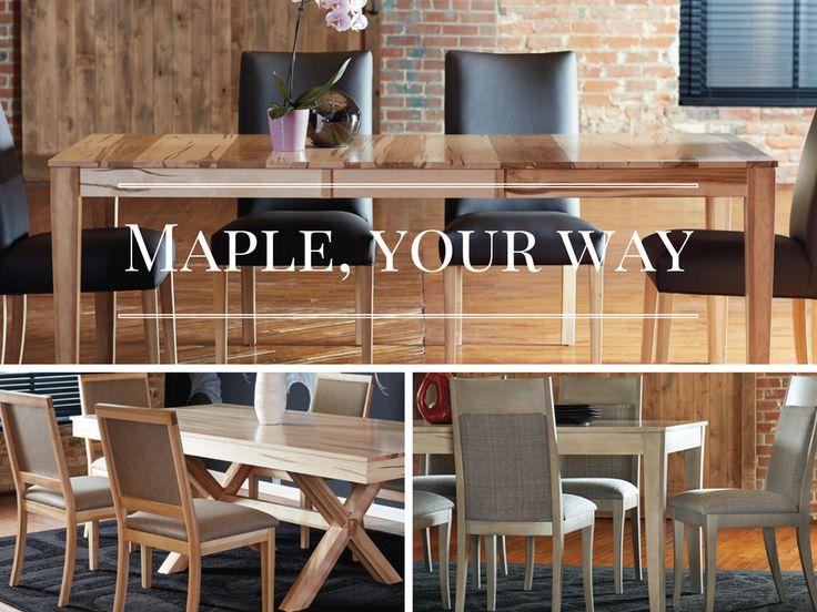 Soft Maple: The Wonderful Hard Wood