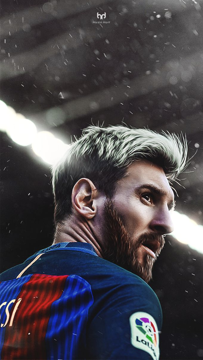 Leo Messi | Lockscreen
