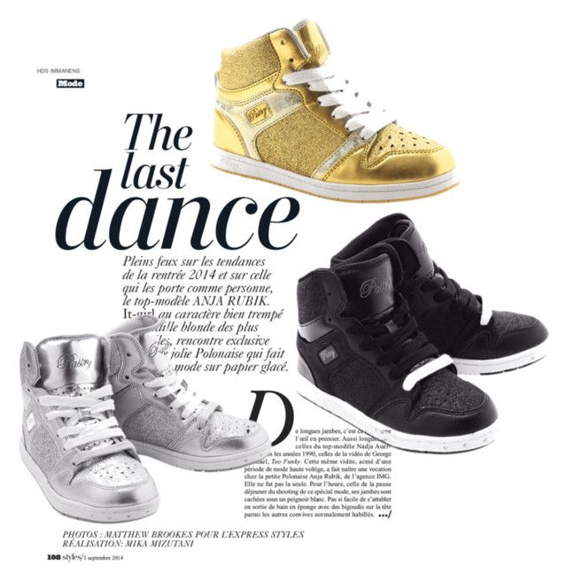 """""""New Hip Hop Sneakers"""" by discountdancesupply on Polyvore featuring Anja"""