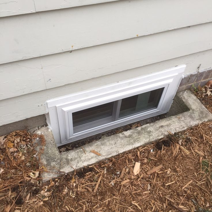 96 Best Images About Egress Window On Pinterest