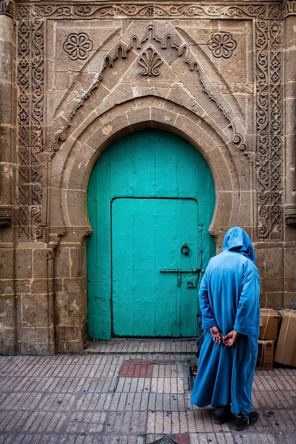 Streets of Essaouira, Morocco