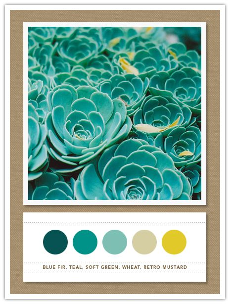 May blog hop combo from the inspired bride. Great colour palettes here