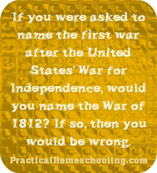 an introduction to the history of war of 1812 in the united states The following is a partial list of events from the year 1812 in the united states the war of 1812 begins between the united states and the british empire timeline of united states history (1790-1819.