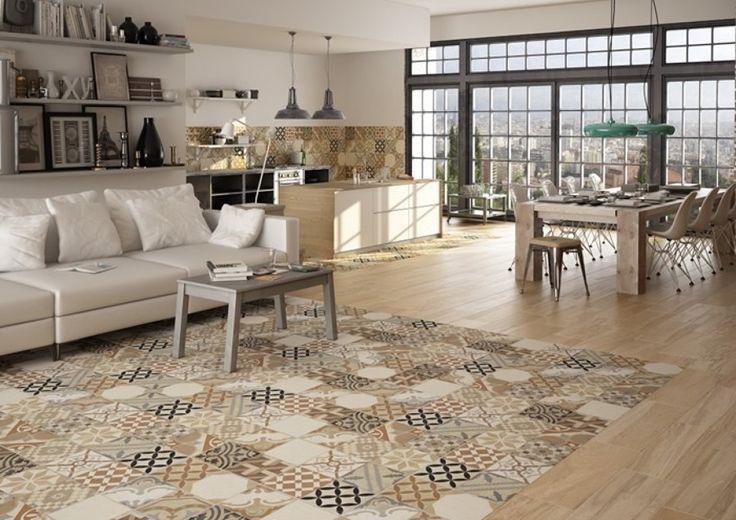 Los mosaicos hidráulicos fueron baldosas decorativas de cemento pigmentado que se usaron en los hogares europeos desde mediados del siglo XIX hasta los años 60. En aquellos días este tipo de suelos se usaban para aportar colorido a los...