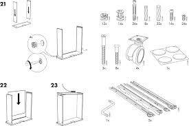 Resultado de imagen de instrucciones ikea