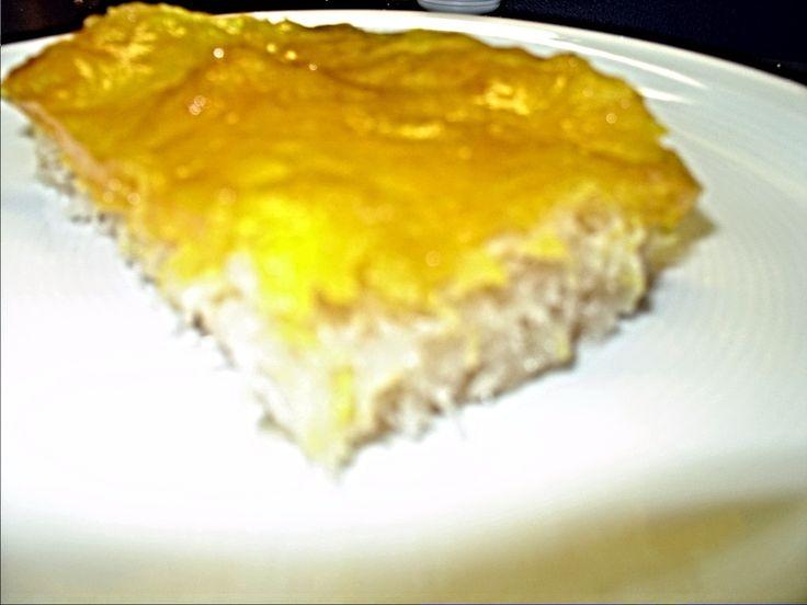 Κανταΐφι αλάδωτο με ζελέ