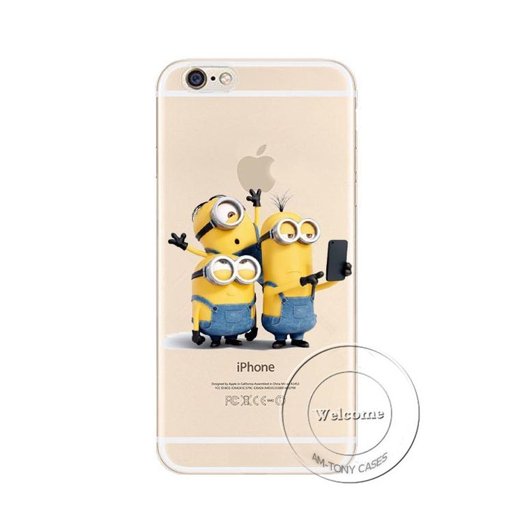 Minions and phone