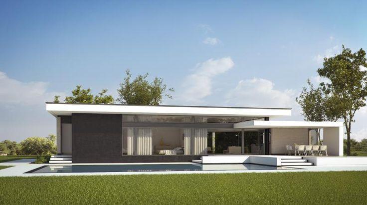 Fachada casa moderna pesquisa google casas pinterest for Google casas modernas