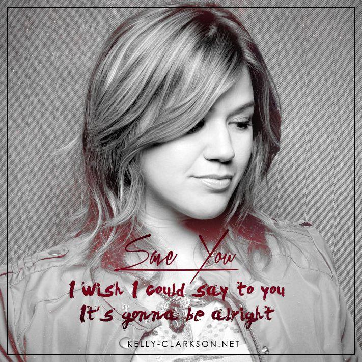 13 best Kelly Clarkson's lyrics images on Pinterest | Lyrics ...