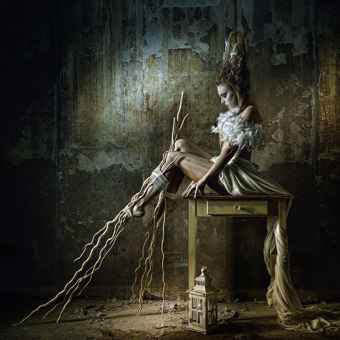 Dark & Seductive Photos That Will Ignite Your Imagination By Photographer Stefan Gesell