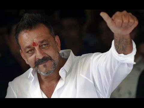 Sanjay Dutt at MLA Naseem Khan's son Aamir Khan's wedding reception.