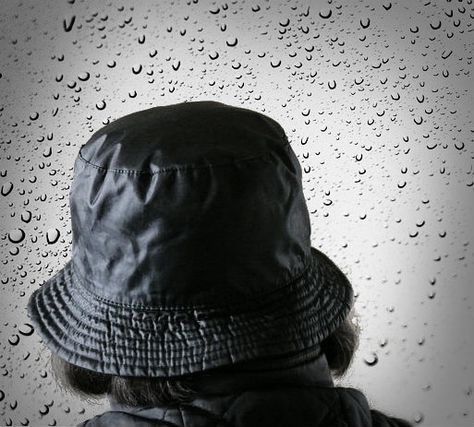 gkkreativ: Regenhut nähen