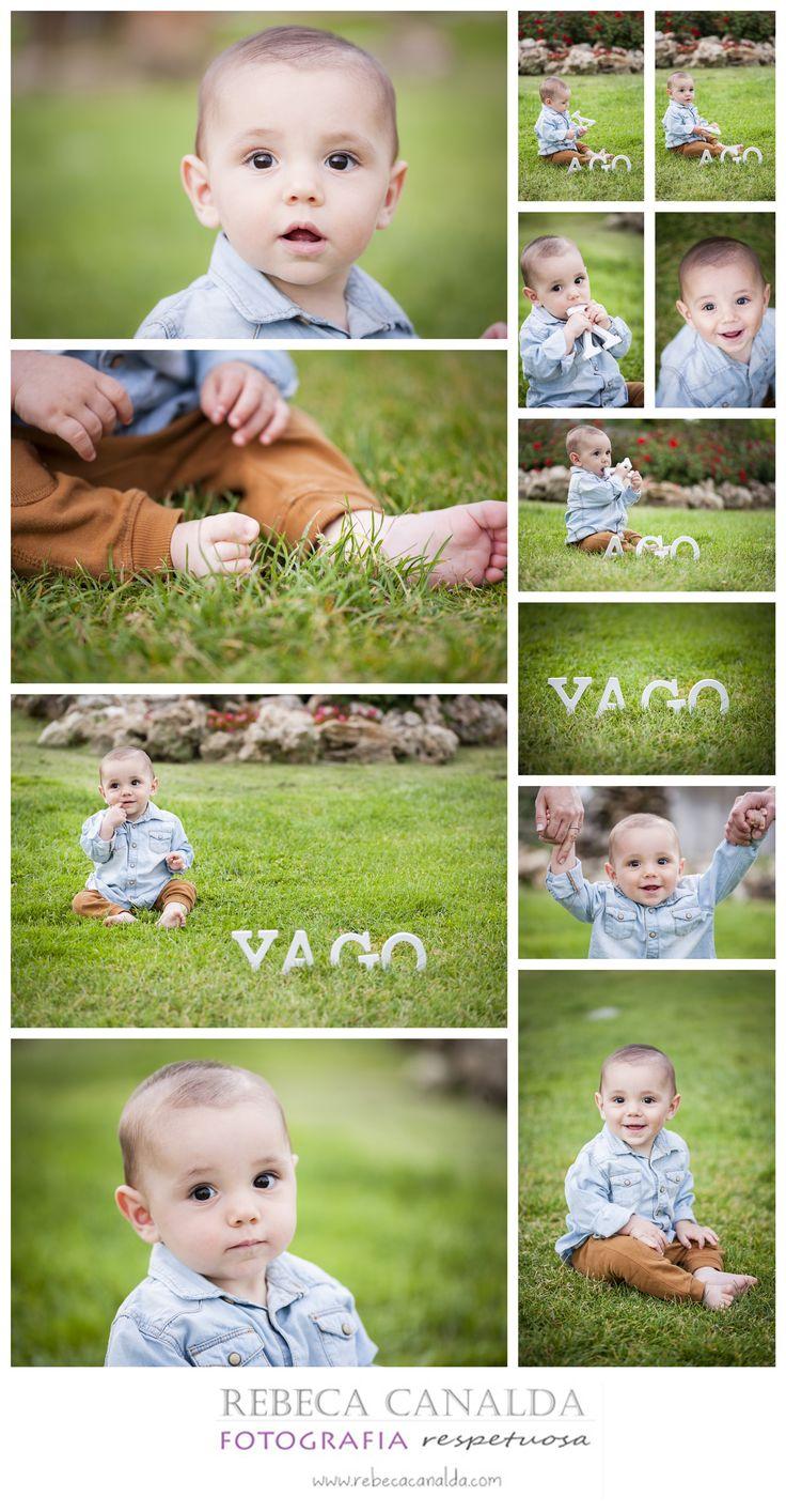 Fotografia niño exterior parque