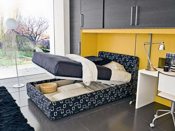 25 best OfficeBedroom images on Pinterest Home Architecture