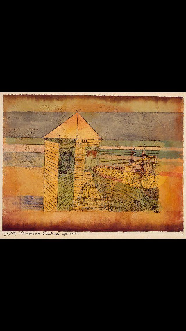 Paul Klee, 17 Gewürze 1932